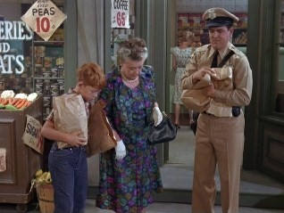 Meeting Aunt Bee