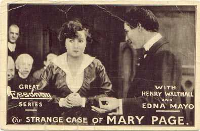 Advertisement Postcard